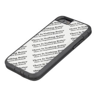 An Organized Bookshelf Tough Xtreme iPhone 6 Case