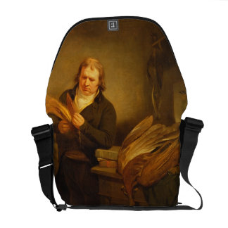 An Ornithologist, probably Mr. Thomson, Animal and Commuter Bags
