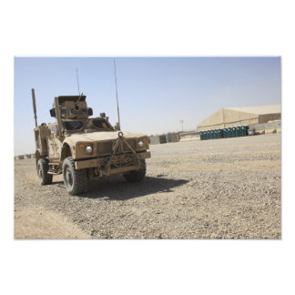 An Oshkosh M-ATV 2 Photo Print