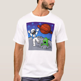An Outer Space Adventure T-Shirt