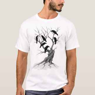 An unkindness of ravens T-Shirt