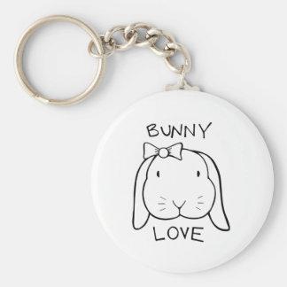 Ana Bunny Key Chain