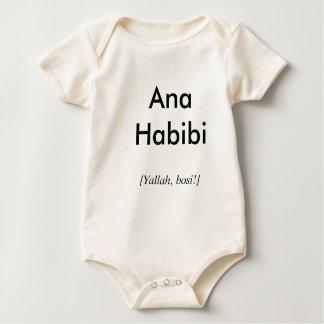 Ana Habibi, [Yallah, bosi!] Baby Bodysuit