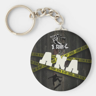 ANA - Skater Style Key Ring
