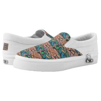 Anabantidae Slip-On Shoes