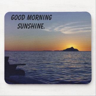 Anacapa, Good morning Sunshine. Mouse Pad