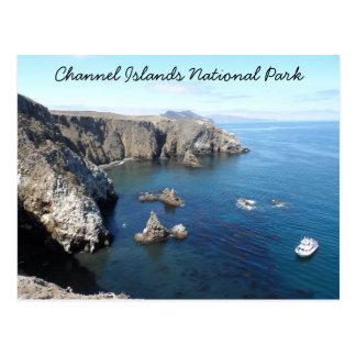 Anacapa Island- Channel Islands National Park Postcard