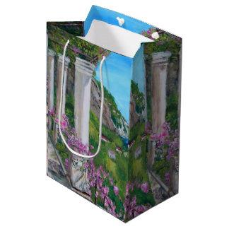 Anacapri - Your Custom Gift Bag - Medium, Glossy