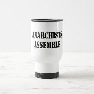 Anachists Assemble Mug
