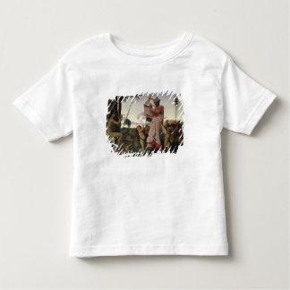 Anacreon, Bacchus and Aphrodite, 1848 Tee Shirts