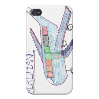 AnAeroplane iPhone 4 Cases