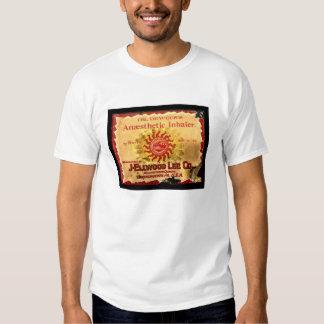 Anaesthetic Inhaler T-shirt