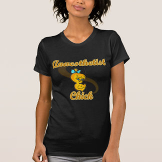 Anaesthetist Chick T-shirt