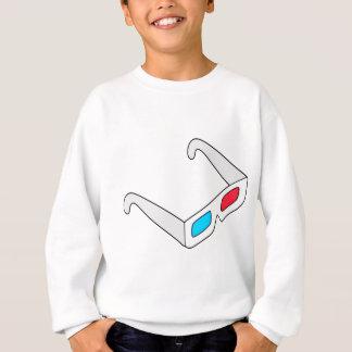 Anaglyph Glasses Sweatshirt