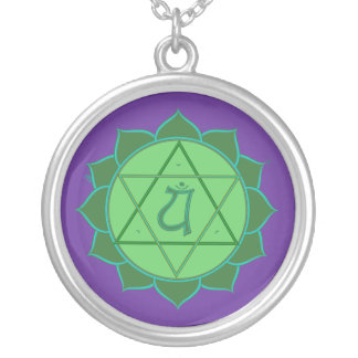 Anahata Chakra Necklace