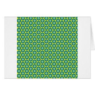 Anahata pattern card