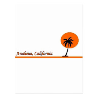 Anaheim, California Postcard
