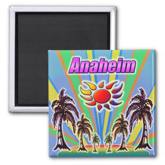 Anaheim Summer Love Magnet