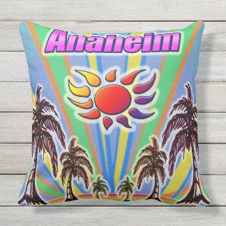 Anaheim Summer Love Pillow