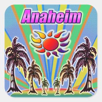 Anaheim Summer Love Sticker