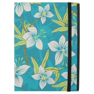 "Anaina Hou Hawaiian Tropical Floral iPad Pro 12.9"" Case"