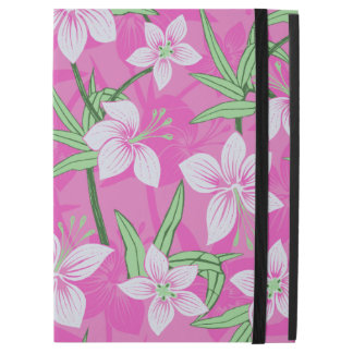"Anaina Hou Hawaiian Tropical Floral iPad Pro 12.9"" Case"