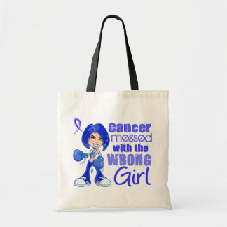 Anal Cancer Messed With Wrong Girl Bags