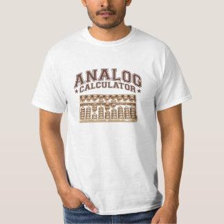 Analog Calculator T-Shirt