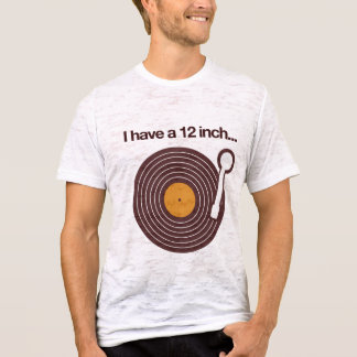 Analog Old Records T-Shirt