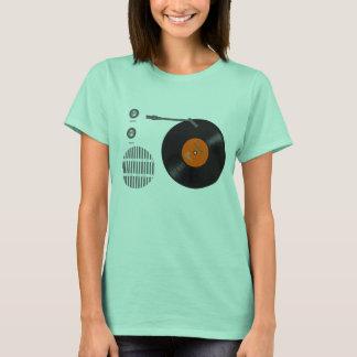 Analog record player T-Shirt