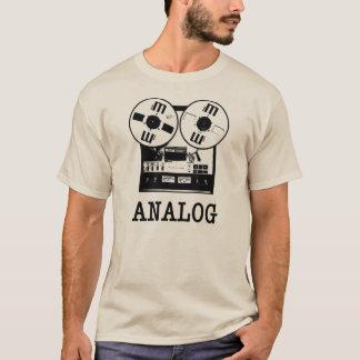 ANALOG TAPE REEL T-Shirt
