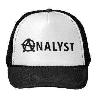 analyst hats