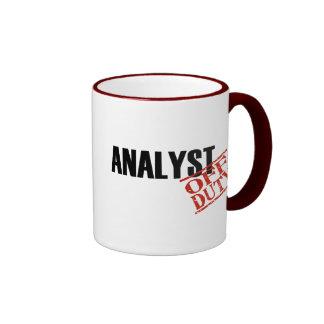 Analyst Mug