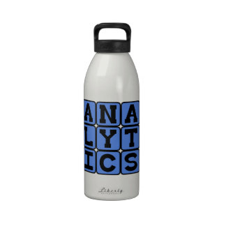 Analytics, Meaningful Patterns in Data Reusable Water Bottles