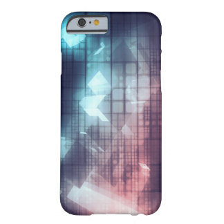 Analytics Technology with Data Moving Barely There iPhone 6 Case