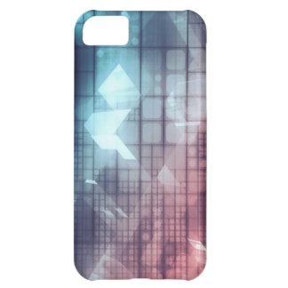 Analytics Technology with Data Moving iPhone 5C Case