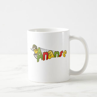 Ananse - Household Basic White Mug