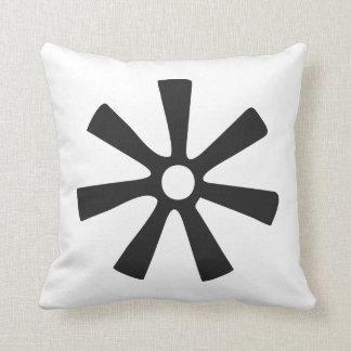 ANANSE NTONTAN | Symbol of Wisdom, Creativity Cushion
