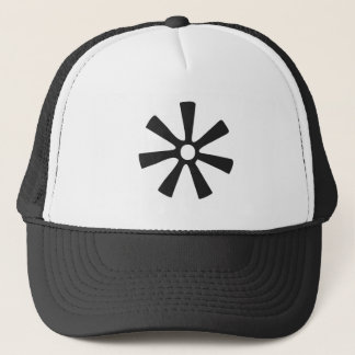 ANANSE NTONTAN | Symbol of Wisdom, Creativity Trucker Hat