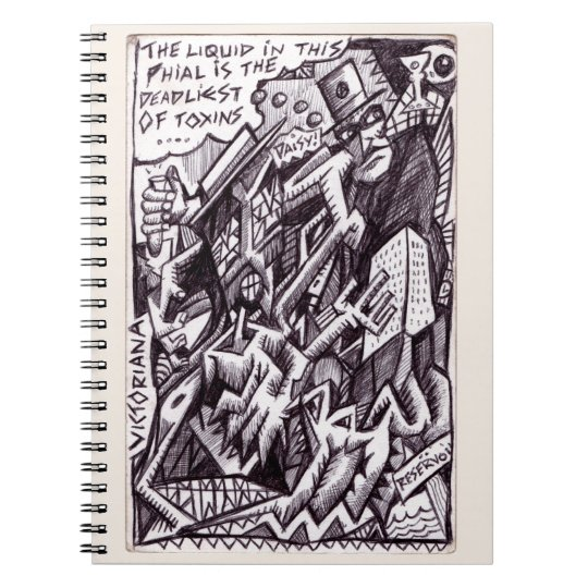 Anarchist at Large Notebook