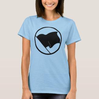 Anarchist Black Flag women's t-shirt