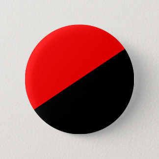 Anarchist, Colombia Political flag 6 Cm Round Badge