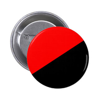 Anarchist Colombia Political flag Button