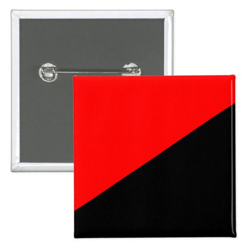 Anarchist, Colombia Political flag Pin