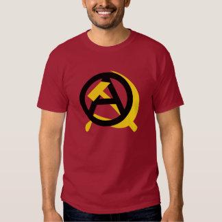 Anarchist Communist T-shirts