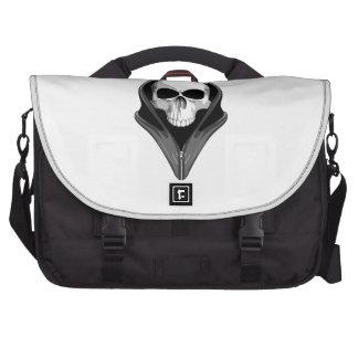 Anarchist Hoodie Skull 2 Commuter Bag