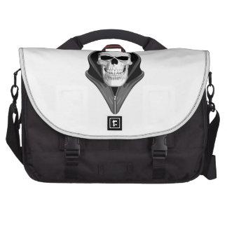 Anarchist Hoodie Skull Bag For Laptop