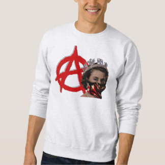 Anarchist Queen Sweatshirt