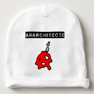 Anarchitecte - Word games - François City Baby Beanie