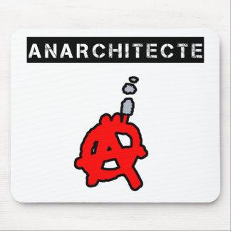 Anarchitecte - Word games - François City Mouse Pad